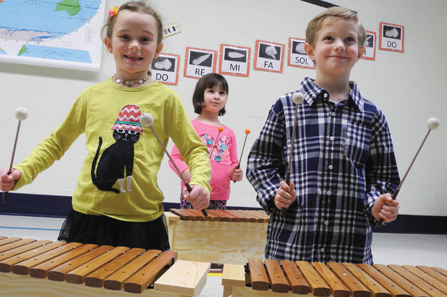 Project Orff Musical