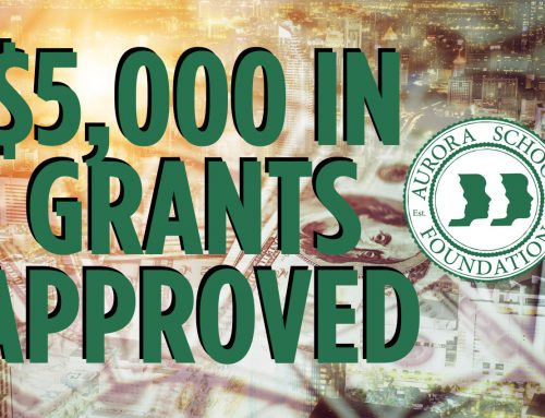 ASF recently approved over $5,000 in grants