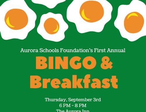 First Annual Bingo Breakfast