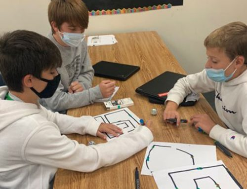 Code with Ozobots